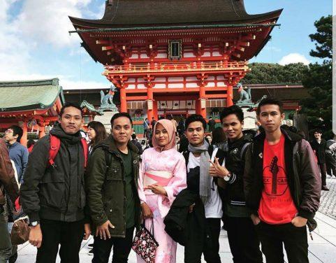 Liburan Ke Kyoto